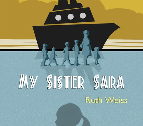 Cover for My sister Sara