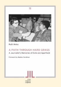 cover of a path through hard grass