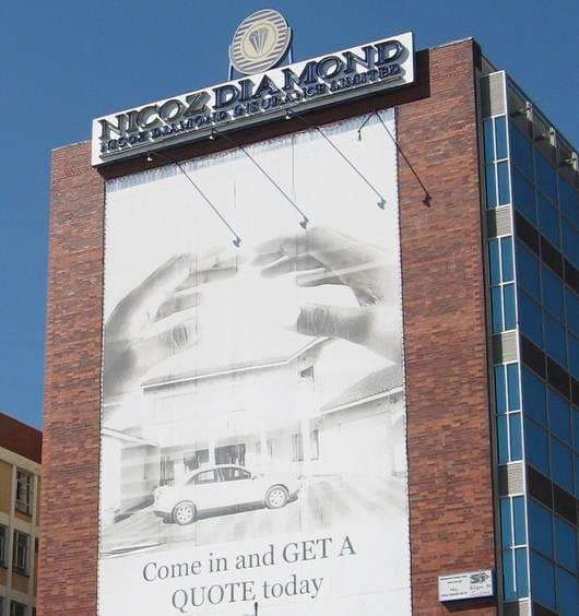 Dimond advertising