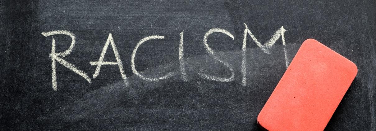 Erasing Racism from blackboard
